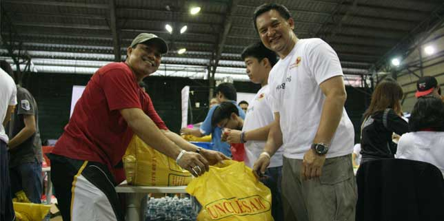 MVP Group mobilizes resources for 'Maring' victims