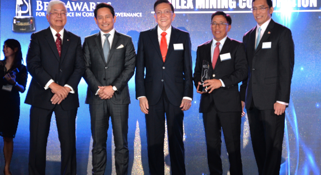Philex Mining Wins PSE Bell Award Twice In A Row