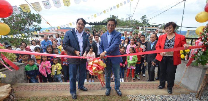 60th Park Inauguration