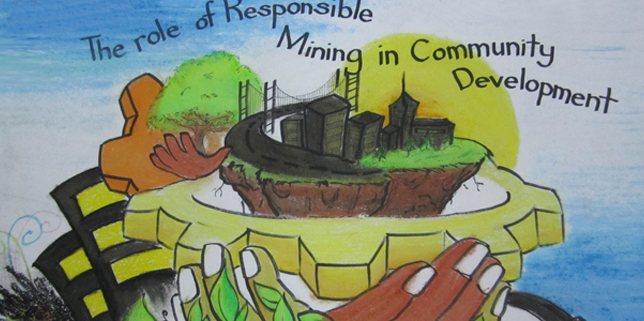 Responsible mining from the mouth of babes – PHILEX MINING CORPORATION