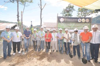 Philex donates 16-M for new agri high school