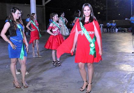 Philex mining engineer bags Miss Fire Olympics crown