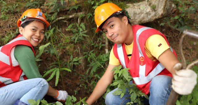 Philex Tree Planting