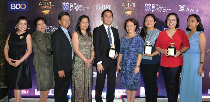PHILEX WINS ANVIL AWARDS AGAIN