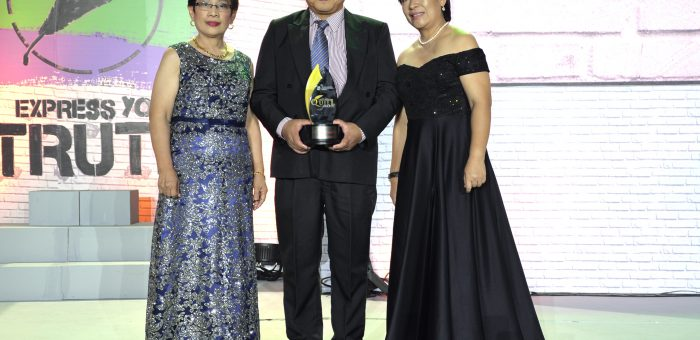 PHILEX MINING WINS IN 16TH PHILIPPINE QUILL AWARDS