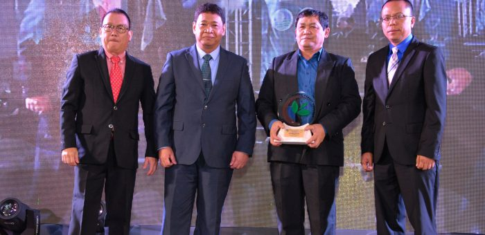 PHILEX MINING WINS 2018 SAFEST MINE AWARD