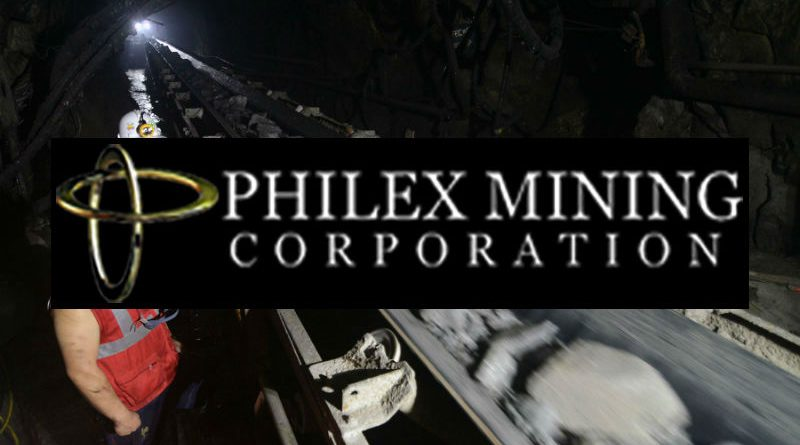News Related – PHILEX MINING CORPORATION