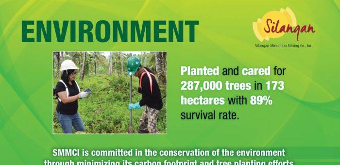 Silangan: Environment