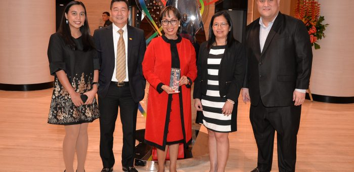 PHILEX MINING 2019 ASEAN CORPORATE GOVERNANCE AWARDEE