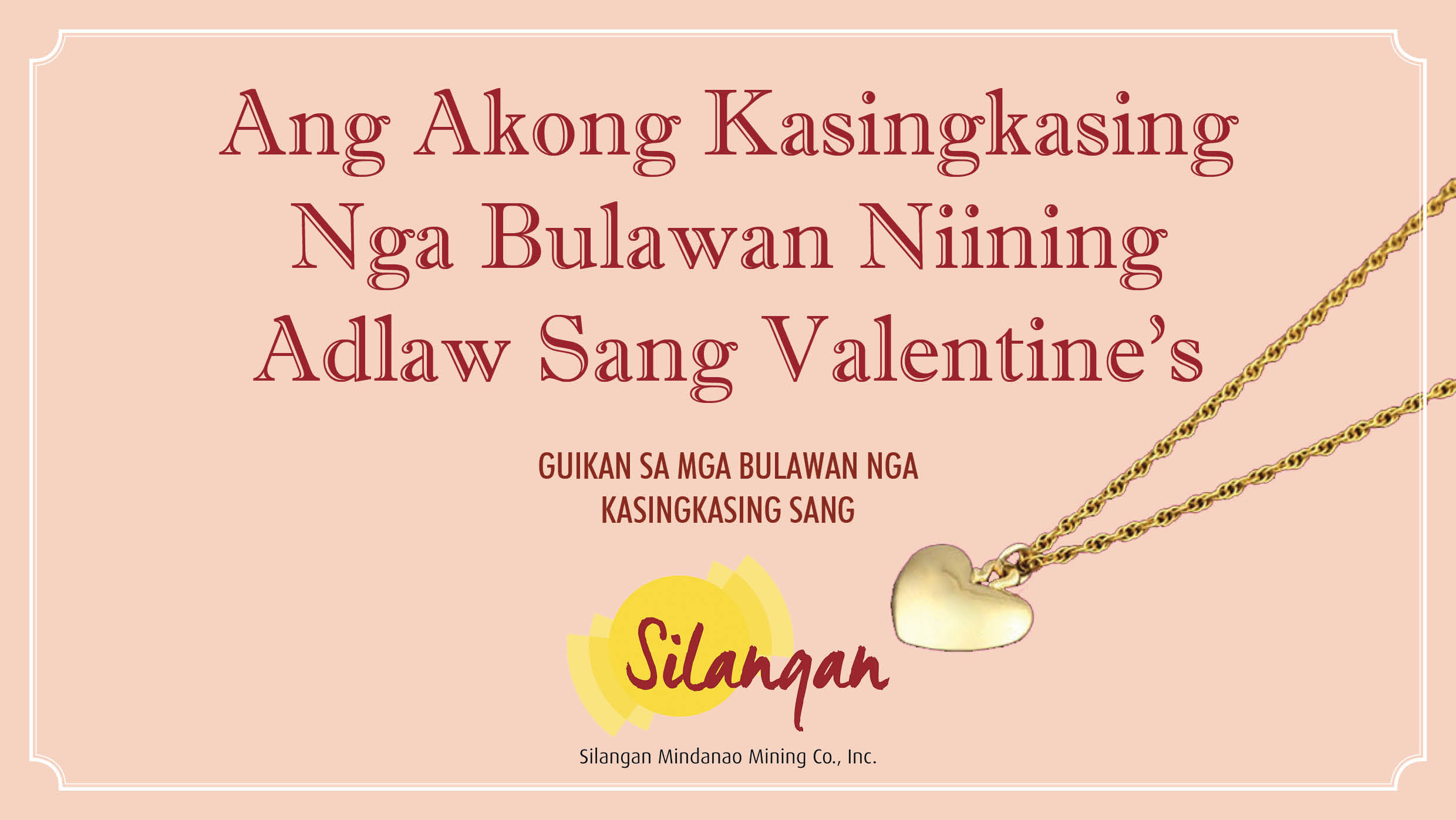 Happy Valentine's Day From Silangan!