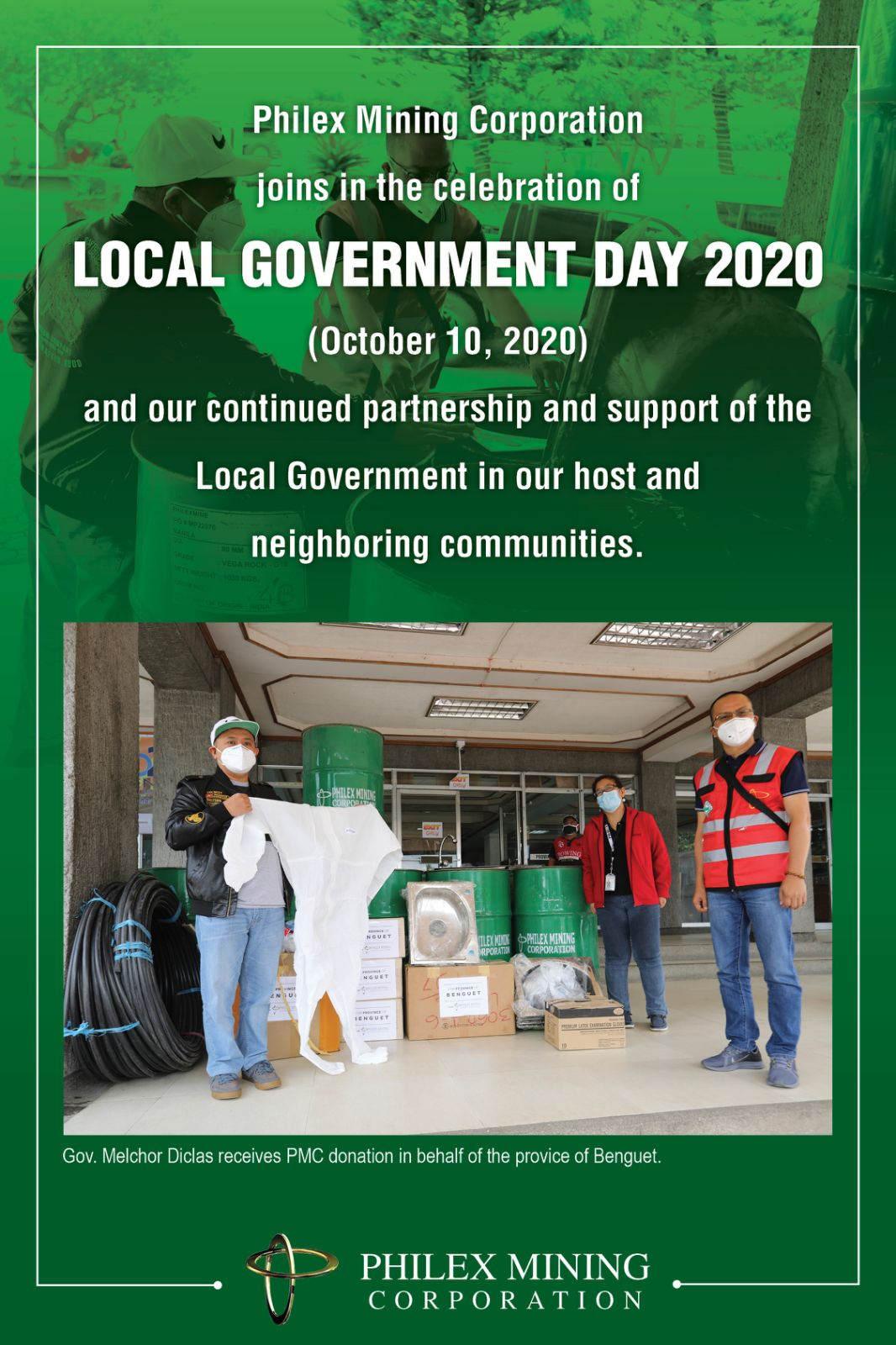 Philex: Local Government Day