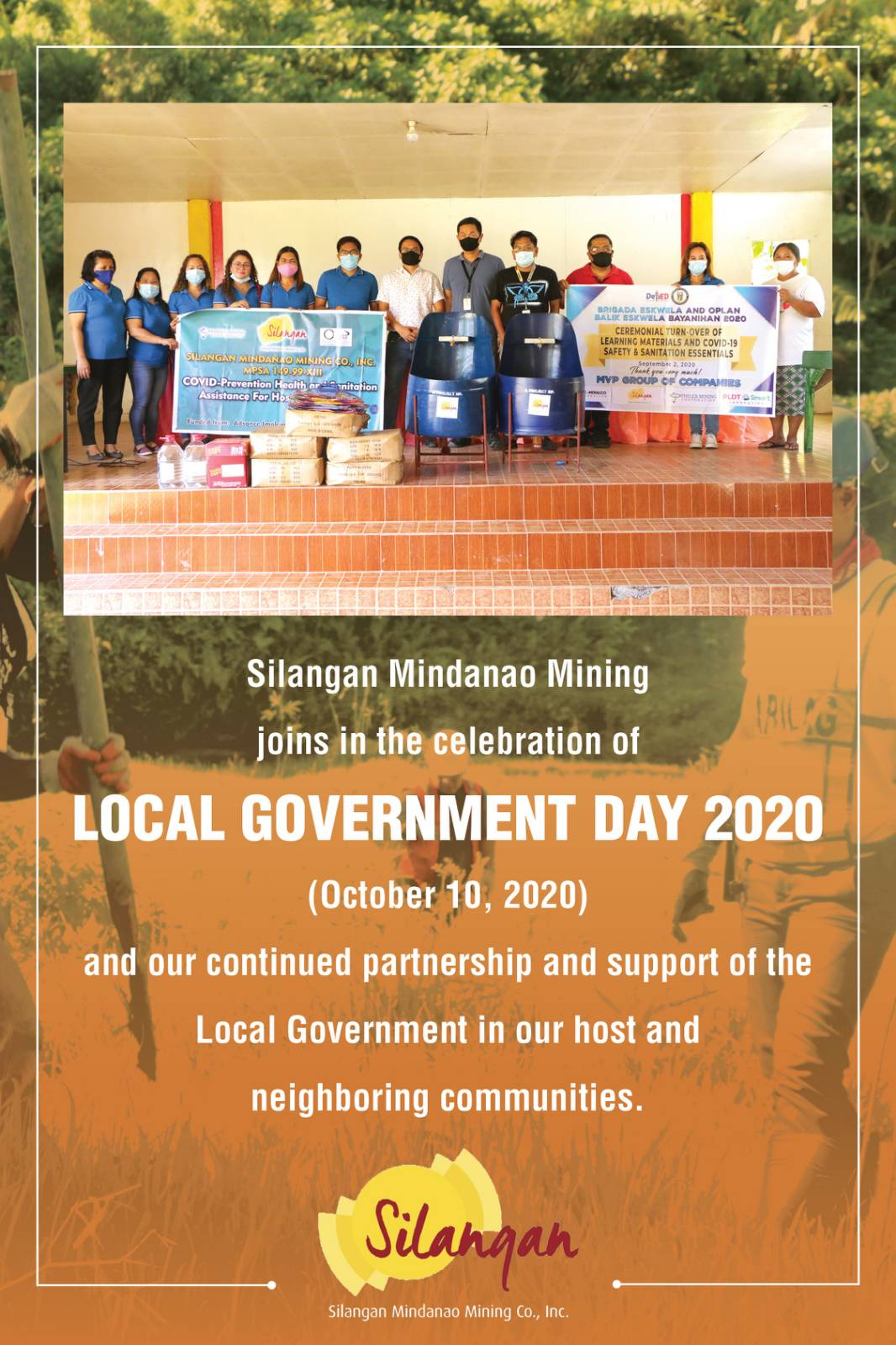 Silangan: Local Government Day