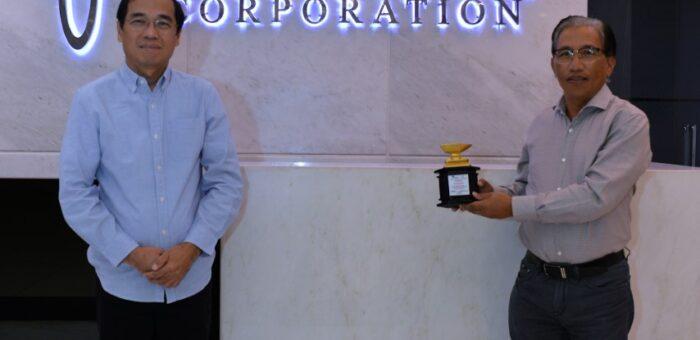 Philex Mining Wins Anvil Awards