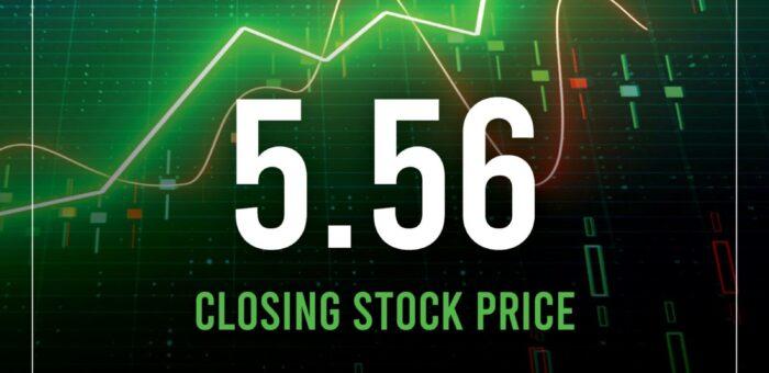 Philex Closing Stock Price as of September 3, 2021